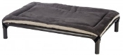 Smoke Reversible Fleece Pad